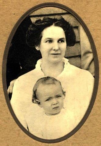 Gladys (Henry) Rush