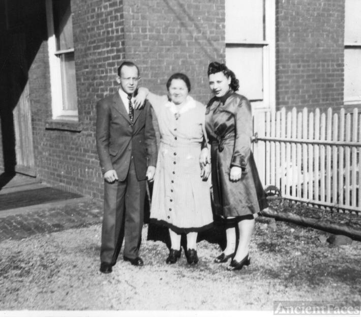 Vujcic Family - Emil, Mary, Helen