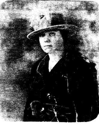 A photo of Ruth McComas-Brown