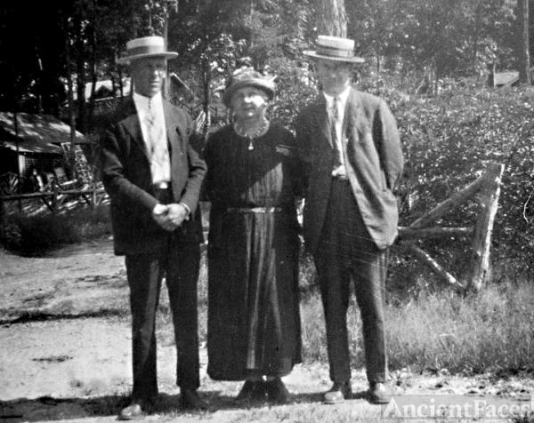 Thomas, James, & Catherine Monaghan