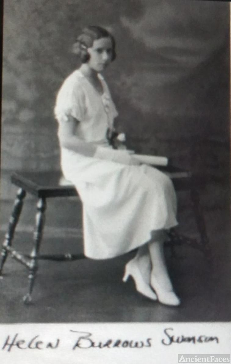 Helen Burrows Swanson