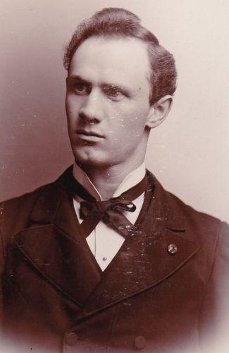 A photo of Charles A. Harris