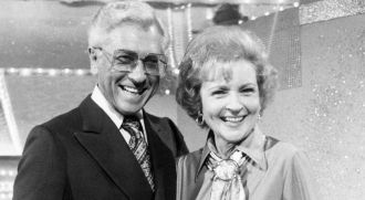 Allen Ellsworth Ludden and Betty White