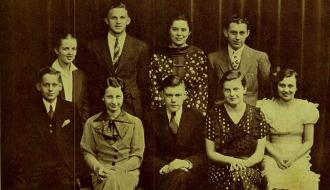 1935 Mount Vernon High School - Junior Play