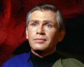 Michael String as Roger Korby on Star Trek.