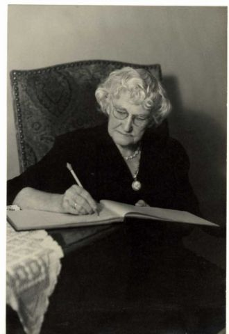 Minnie Claire Abbott Hamilton