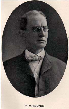 William Hoover, Ohio