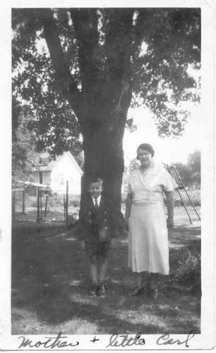 Carl Michalek and Elizabeth Rose Delaney Vredenberg Michalek