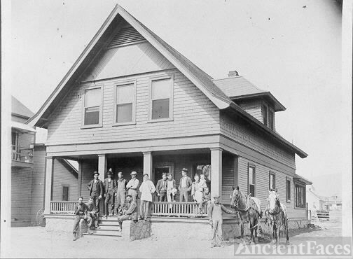 A. O. Lacey Boarding House