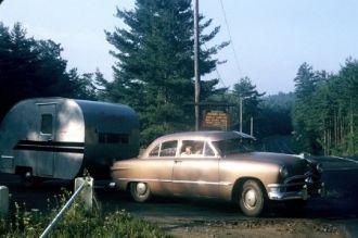 Emmering's 1950 Ford Camper