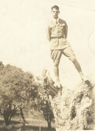 Pvt. Leonard J. Chapman, Philippines