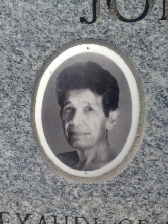 Unknown Odeno gravesite
