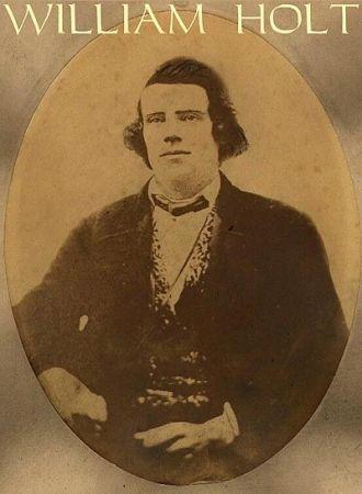 William Wesley Holt, Ohio 1880