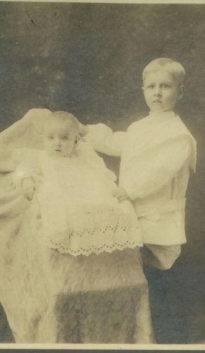 Raymond W. and Alva Marie Long, 1911