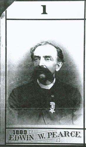 Pvt. Edwin W. Pearce