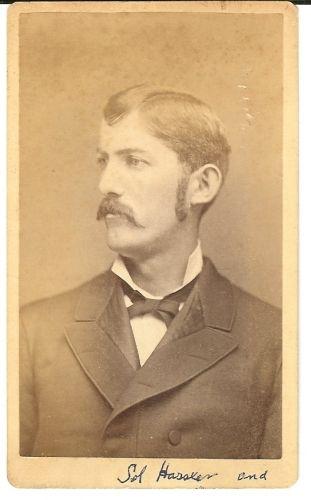 A photo of Solomon Hassler