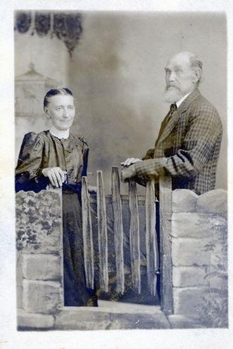 Thomas & Lydia (Troutman) Robison