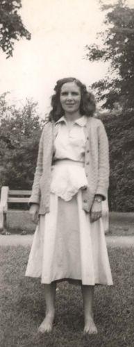 A photo of Ruth Irene Warren
