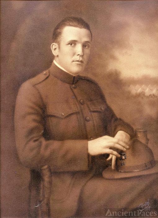 Pvt. Foster Stevens
