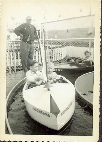 Louis Schreiner, New Jersey 1948