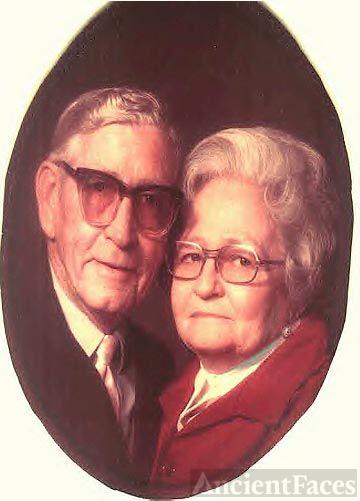 Grandpa Bailey & Pat