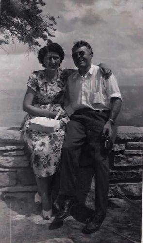 Harrison and Elsie Carey