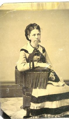 A photo of Carrie A. Smith