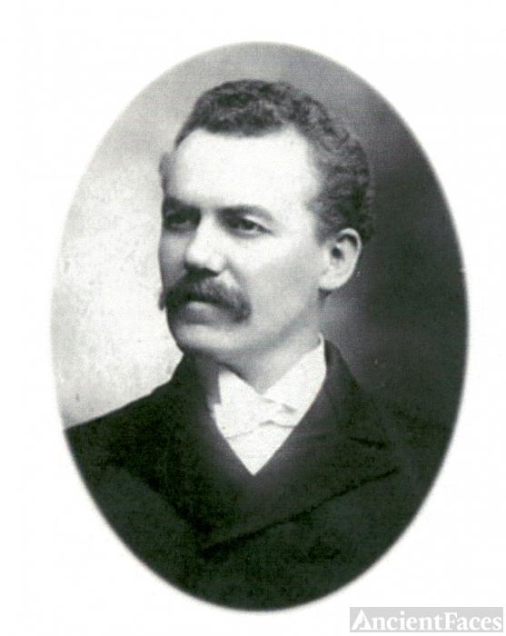 Rev. William Ford Nicholls