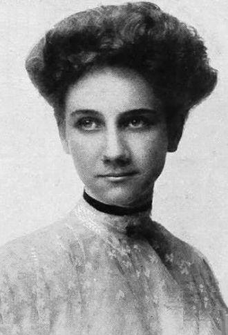 Fannie Spence, 1907, Missouri