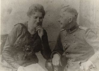 A photo of Agnes C Ribbe