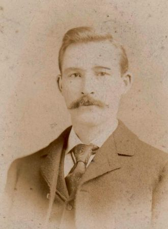 A photo of Clarence Roberts