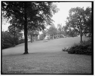 John D. Rockefeller's residence, Cleveland, O[hio]