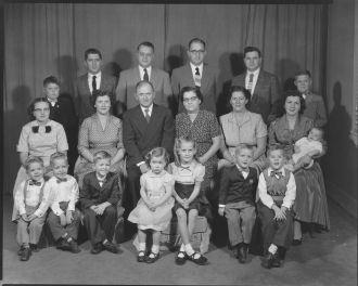 Musselman Family, Ohio