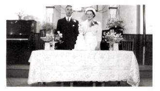 Margaret B Turner wedding