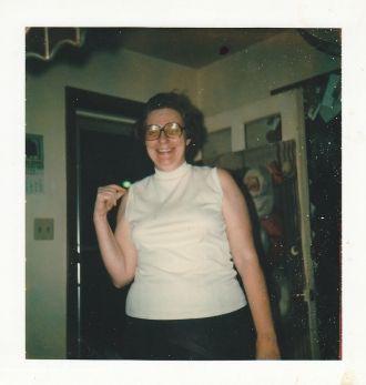 A photo of Patricia Louis (Brabbs) Caston