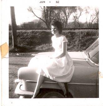 Virginia May Kellogg , 1962