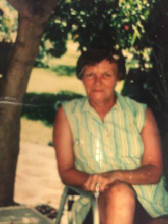 Virginia Mae (Roberts) LeFevre