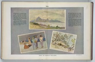 Tahiti, the paradise of the Pacific / painted by Stephen...