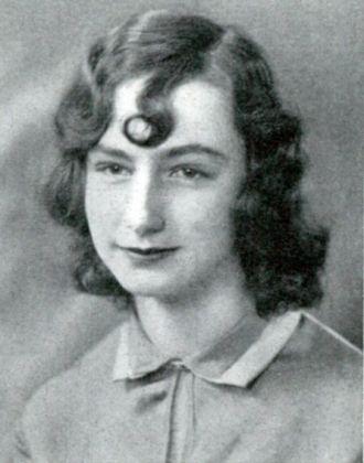 Myrtle Abbie Codding, Vermont, 1930
