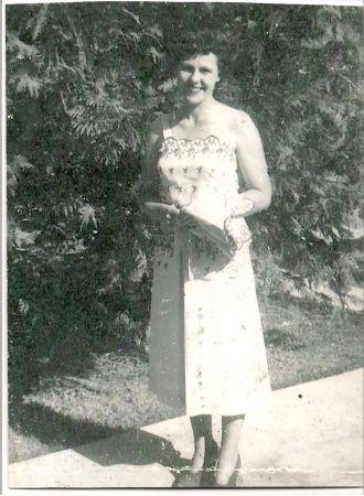 Eleanor Jensen Halverson Washburn Aune