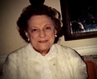 Dorothy Virginia Couter Emerson