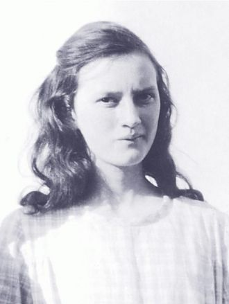 Bethel Holmes at 14