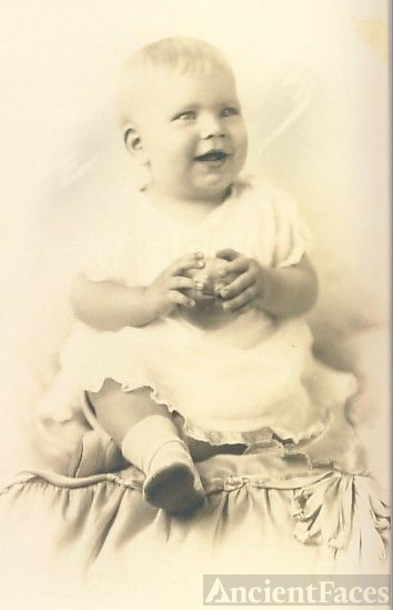 baby Lowell Hager