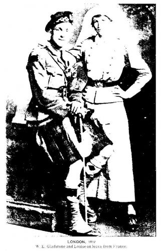 Gladstone & Louise Agnes