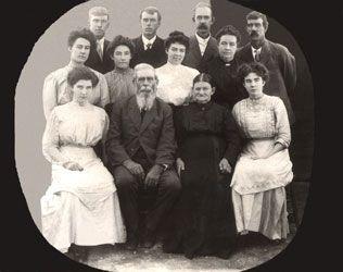 Rasmussen, Hans P.  family