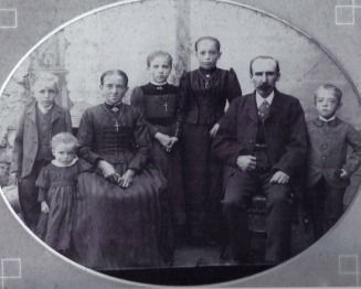 Barbara (Schario) and Peter Thome Family