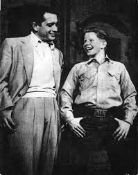 Jimmy Boyd and Perry Como