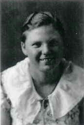 A photo of Marie Fay (Amelang) Boas