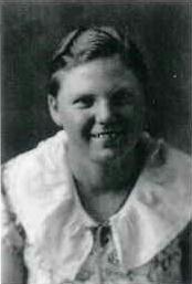 A photo of Marie Fay (Amelang) Boas