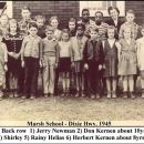 Don & Herbert Kernen 1945, Michigan